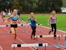 Легкая атлетика, Крымчане завоевали золото на Всеукраинских соревнованиях по легкой атлетике