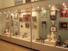 Выставка, В музее истории Симферополя проходит новогодняя выставка
