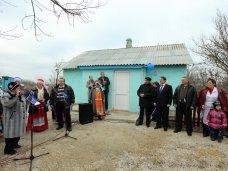 Здравоохранение, В Нижнегорском районе открыли фельдшерский пункт