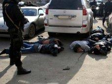 ОПГ, В Крыму задержали вооруженных членов преступной группы