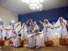 Рождество, Национальные общины Севастополя отметили Рождество