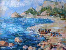 Выставка, В Симферополе представят выставку «Краски Крыма»