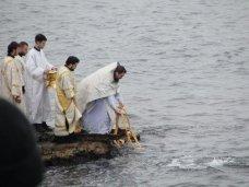Крещение, В Алуште проведут молебен с освящением вод Черного моря