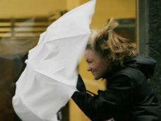 штормовое предупреждение, В Крыму усилится ветер