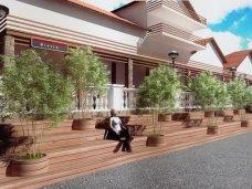Набережная, Для набережной Коктебеля разработали архитектурную концепцию