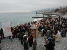 Крещение, В Крыму 80 спасателей будут обеспечивать безопасность на Крещение