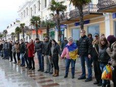 День Соборности, В Ялте проведут акцию «Живая цепь»