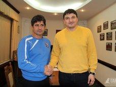 Таврия, Симферопольская «Таврия» получила нового тренера
