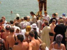 Крещение, В Евпатории на Крещение устроят массовые купания