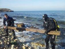 Крещение, Накануне Крещения в Севастополе обследовали дно моря