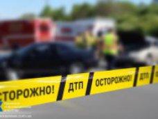 ДТП, В Симферополе «Лексус» сбил пешехода
