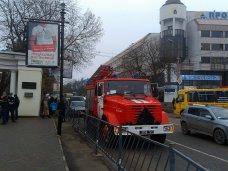 Бомба, В кинотеатре «Симферополь» искали бомбу