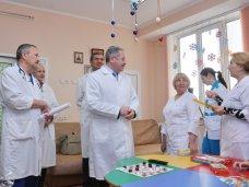 Благотворительность, Детской больнице в Крыму передали лекарства, приобретенные за благотворительные средства