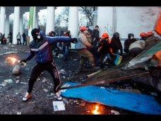 политическая ситуация в Украине, Крымские татары осудили беспорядки в Киеве