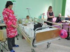 Онкология, В Крыму увеличивается количество онкобольных детей