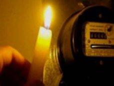 Электроснабжение, В Крыму без света оказалась почти сотня населенных пунктов