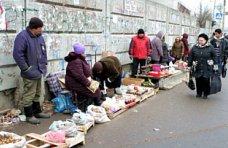 стихийная торговля, В Симферополе с начала года ликвидировали 54 точки стихийной торговли