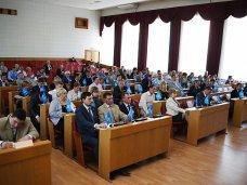 политическая ситуация в Украине, Депутаты Симферопольского горсовета требуют восстановить порядок в стране