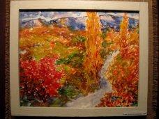 Выставка, В Ялте открылась выставка, посвященная крымскому художнику