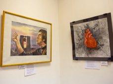 высоцкий, В Севастополе открыли выставку памяти Высоцкому