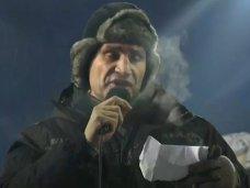 Кличко выпил две бутылки шампанского в Администрации Президента