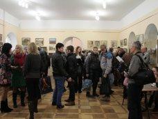 Выставка, В Симферополе открылась выставка памяти крымского искусствоведа Рудольфа Подуфалого