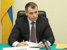 политическая ситуация в Украине, Константинов призвал регионы Крыма консолидировать силы