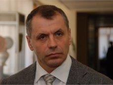 политическая ситуация в Украине, Спикер Крыма назвал провокационными сообщения в СМИ о самоопределении Крыма