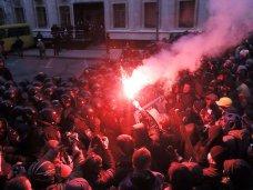 политическая ситуация в Украине, Спикер Крыма назвал события в Украине опасной инфекцией