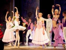 балет, В Севастополе представили балет «Щелкунчик»