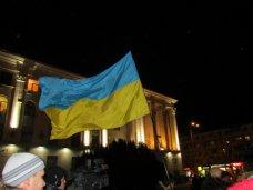 политическая ситуация в Украине, В Симферополе прошел митинг в поддержку власти