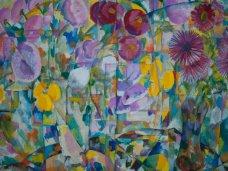Выставка, В Севастополе проходит выставка крымского абстракциониста