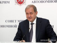 политическая ситуация в Украине, Могилев поблагодарил крымчан за спокойствие в регионе