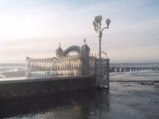На неделе в Крыму ожидается штормовая погода