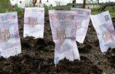 Налоги, За год в местные бюджеты Крыма поступило 673 млн. грн. платы за землю