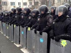 политическая ситуация в Украине, «Беркут» и внутренние войска – стена, которая отделяет Украину от полного хаоса, – Могилев