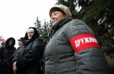 Народные дружины,  В Крыму будут создавать народные дружины
