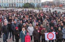 Стоп-Майдан, В Симферополе прошла очередная акция «Стоп майдан»