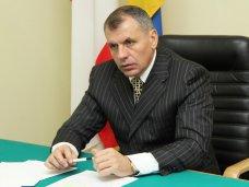 политическая ситуация в Украине, Спикер Крыма предупредил об угрозе целостности Украины