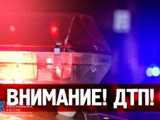 ДТП, Грузовик застрял в кювете под Симферополем