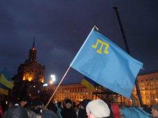политическая ситуация в Украине, Крымских татар призвали не участвовать в антиправительственных митингах