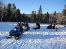 Ай-Петри, На Ай-Петри запретили незаконные прогулки на снегоходах