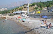 Инвестиции, Дикий пляж в Оползневом планируют передать санаторию «Мрия»