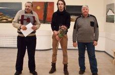 Выставка, В Севастополе открылась выставка «Линии»