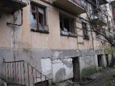 Оползень, В Симферополе снесут разрушенный оползнем дом