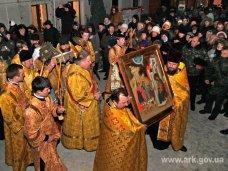 мощи,  В Симферополь прибыли Дары волхвов
