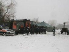 Непогода, В Севастополе спасатели работают в усиленном режиме