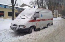 ДТП, На дорогах Крыма за сутки застряло четыре скорые