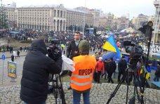 политическая ситуация в Украине, Журналист не имеет права принимать одну из сторон баррикад, – корреспондент