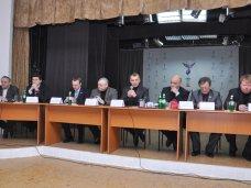 встреча, Члены Президиума Крыма встретились со студентами университета культуры в Симферополе